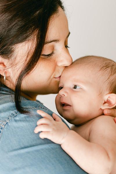 Sessió newborn - Alejandro