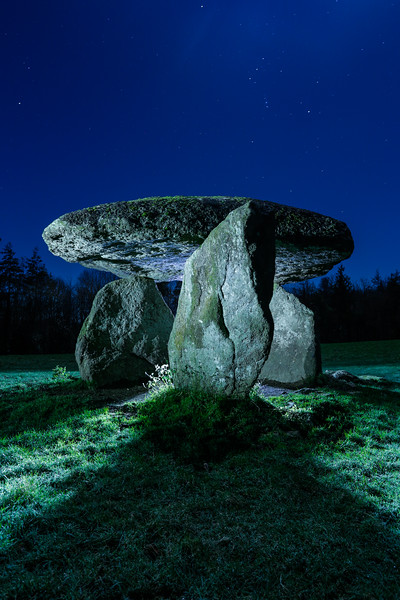Dartmoor at Night