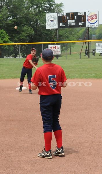 Salem Cardinals vs White Plain Pirates A Team