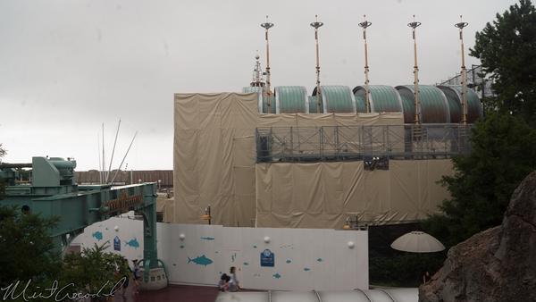 Disneyland Resort, Tokyo Disneyland, Tokyo Disney Sea, Tokyo Disney Resort, Tokyo DisneySea, Tokyo, Disney, Port Discovery, StormRider, Storm Rider, Storm, Rider, Nemo