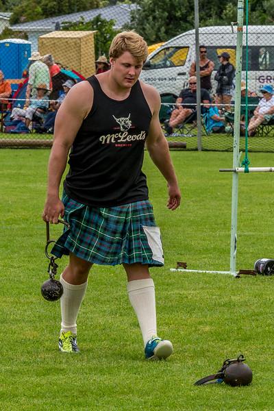 148th Waipu Highland Games