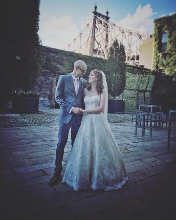 Wedding of Aaron and Zena