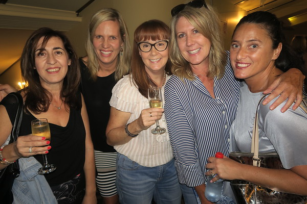 Past and Present Mums Movie Night 2018