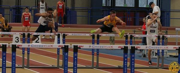 Heptathlon  60 Hurdles
