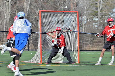 Shaker vs Guild Lax