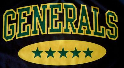 Red Bank Generals Memories