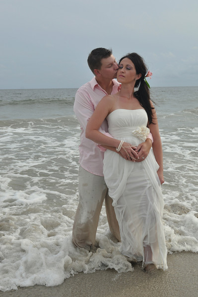 Oak Island Wedding Photographers- Bryce Lafoon Photography