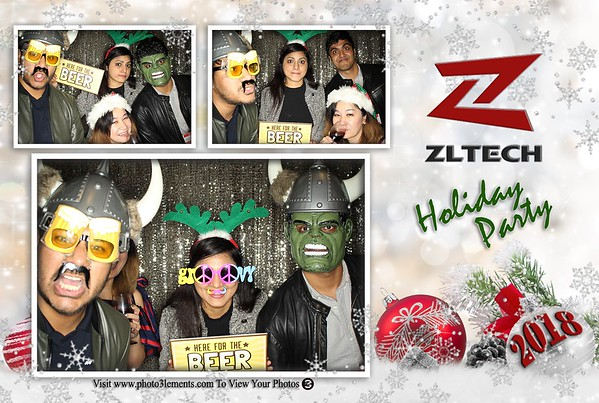ZL Technologies Holiday Party