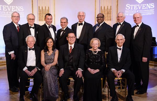 March 28, 2015 - Third Annual Stevens Awards Gala