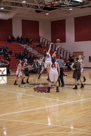 2012 JV ERHS vs Luray