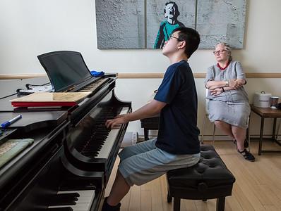 Room 216 - Piano - June 28, 2019