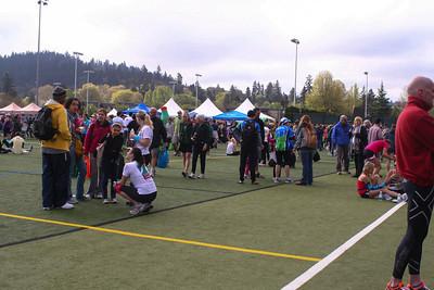Joe's Team Eugene Marathon 2012