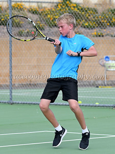 Junior Tennis  10/02/2017