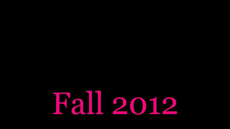 2012-10-01 - Fall Mix