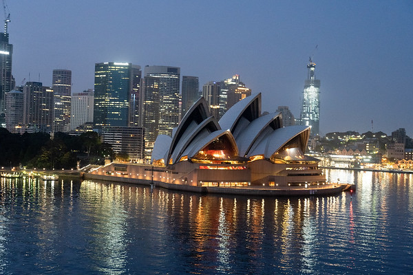 Sydney Opera House, Australia - 2020