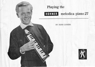 Piano HM-927 brochure 1968