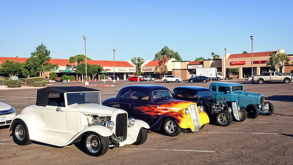 Hot Rods & Coffee