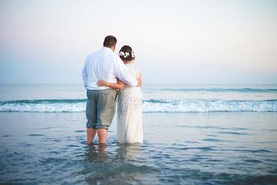 R&G Wedding Beach Formals 2014