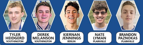 ALL-HERALD BOYS SWIMMING 2019-20