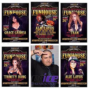 Funhouse SF 2013 Halloween