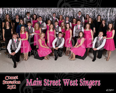 New Hampton Main Street West Singers