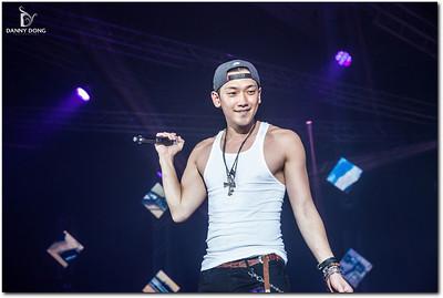 Rain Concert Singapore
