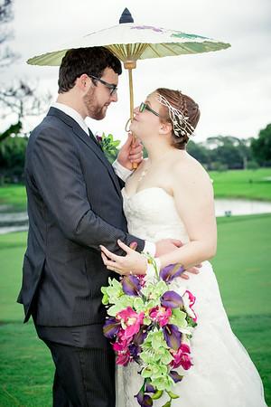 Allison and Jarrod Wedding
