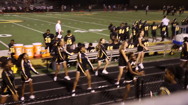 Cheerleading 9-11-2014