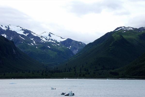 Day Seven at Hubbard Glacier and Sea