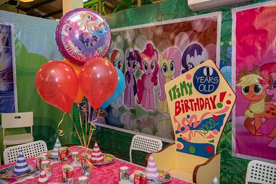 Alianna's Birthday