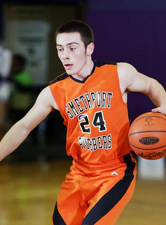 2015 Smethport Boys JV Basketball @ Coudersport