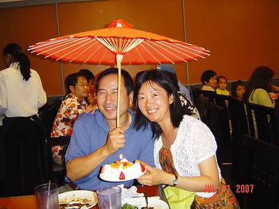 Min's party 0721