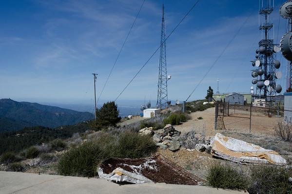 Loma Prieta via Uvas Canyon CP