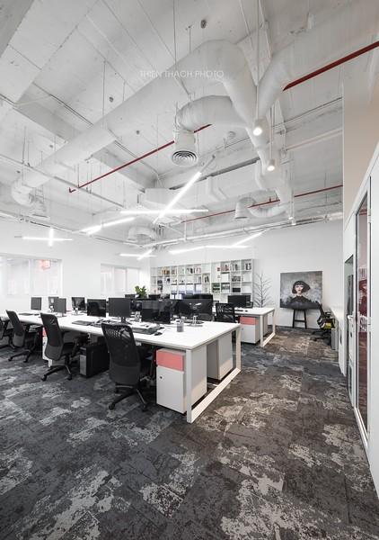D+ Studio's Office