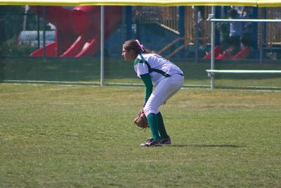 04-19-11 Softball at Calvary