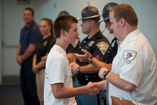 (ISP) INDIANA STATE POLICE SUMMER CAMPS