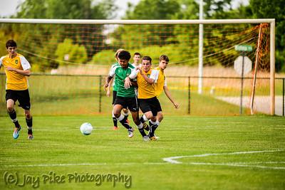 June 10, 2016 - PSC Classic - U19 Boys Gold - 5pm PSC Field #1