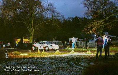 Rally (RAC & WRC)