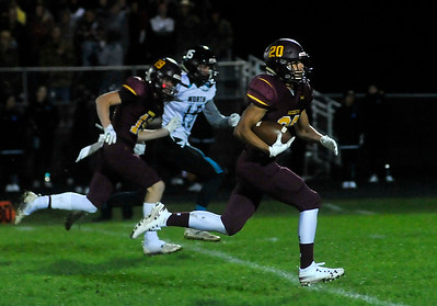 101119 FOOTBALL: Woodstock North vs Richmond-Burton (GS)