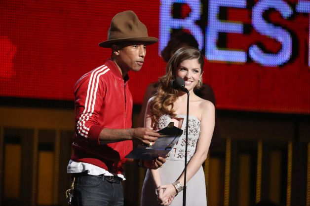 """. <p>2. GRAMMY AWARDS <p>All hat, not much cattle. (unranked) <p><b><a href=\'http://photos.twincities.com/2014/01/26/photos-red-carpet-at-the-2014-grammys/#1\' target=\""""_blank\""""> HUH?</a></b> <p>   (Associated Press)"""