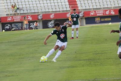 2º PARTIDO FASE DE ASCENSO FC BARCELONA B 1(5) CD BADAJOZ 1(3)