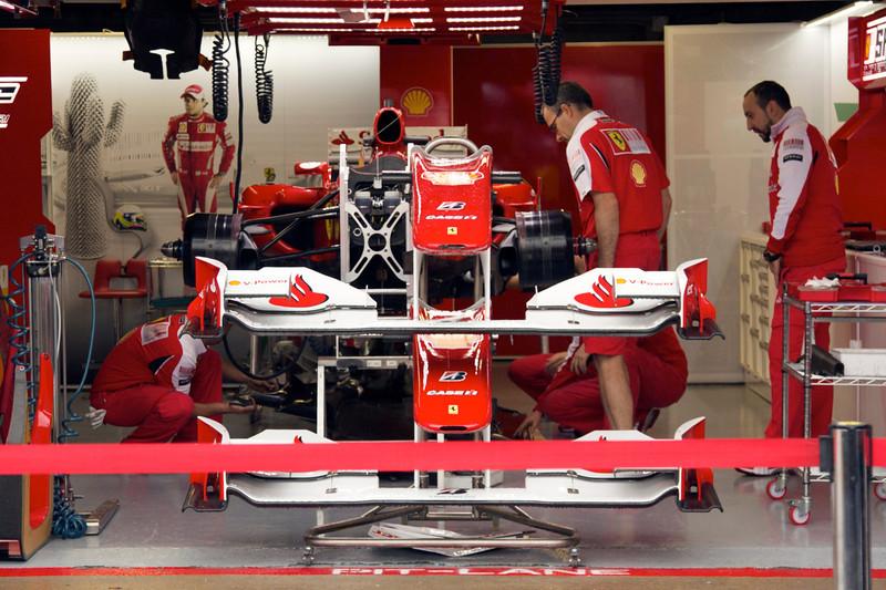 F1 Grand Prix du Canada 2010