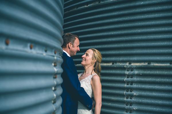 Catherine & Stephen - Merriscourt Wedding Photography