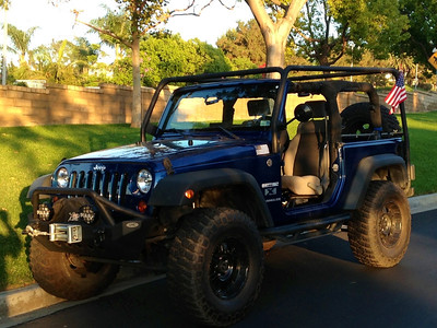 Misc. Jeep Stuff