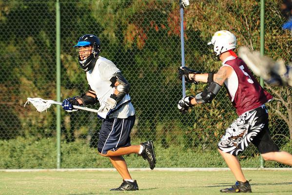 UCSD Summer League, Team 7 vs Team 8, July 30