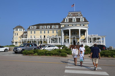 Trinity College - Reception at the Ocean House in Rhode Island