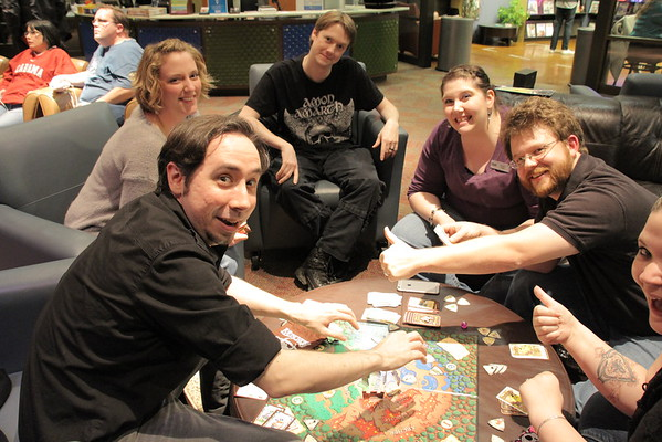 After Hours @ the Plaza Game Nite-March 27, 2015