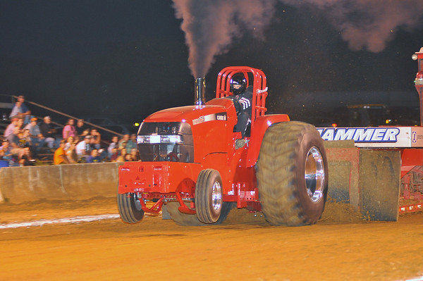 """60th Annual Clarke County Fair """" Dragon Motorsports Truck & Tractor Pull"""" 8-14-15"""