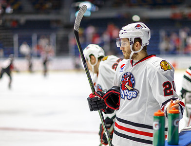 03-06-16 IceHogs vs. Monsters