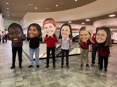 Women's Basketball vs. Dayton_COVID